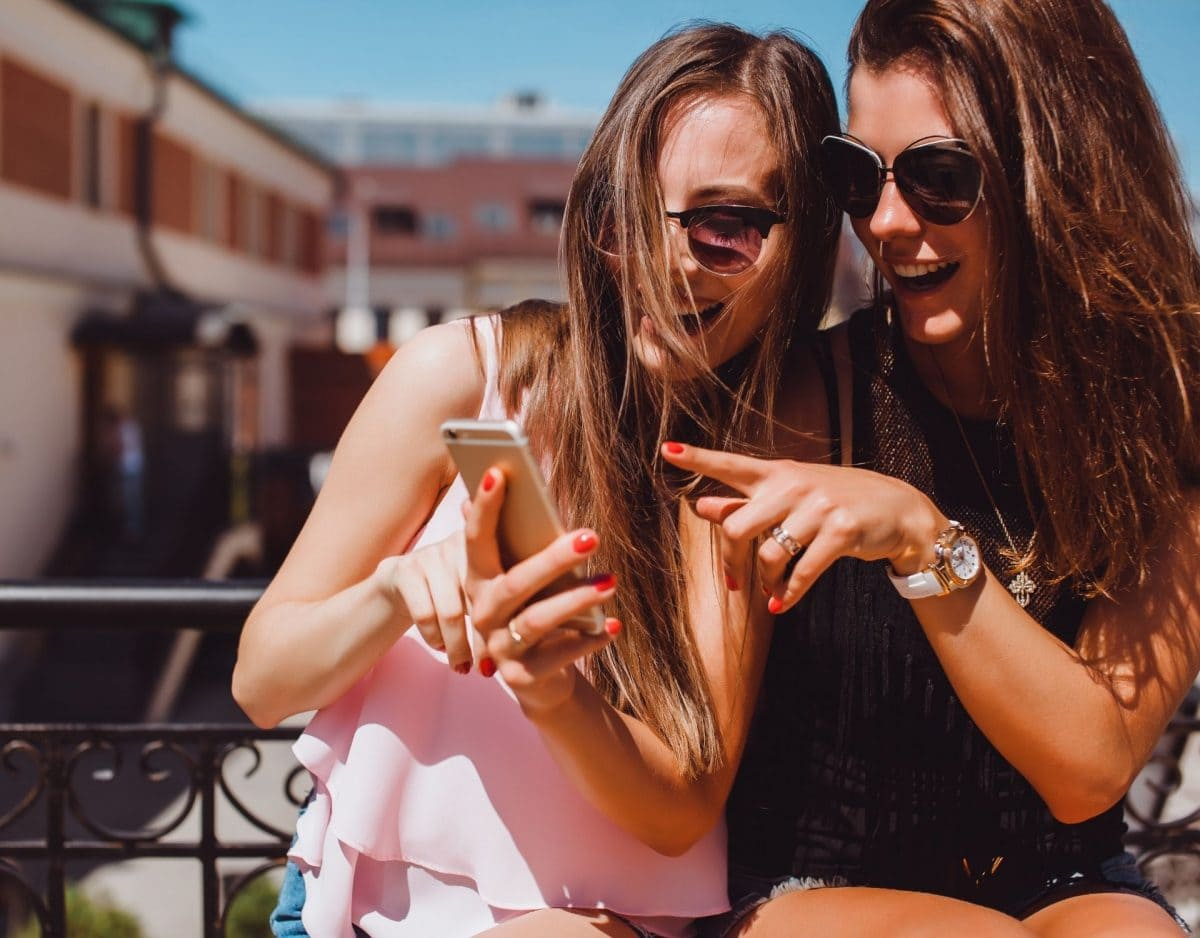selfie freundinnen friends instagram