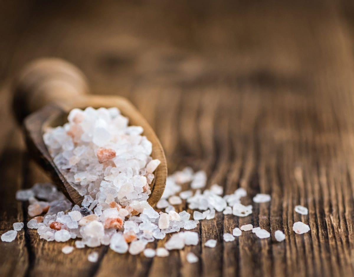 Salzarme Ernährung Salz