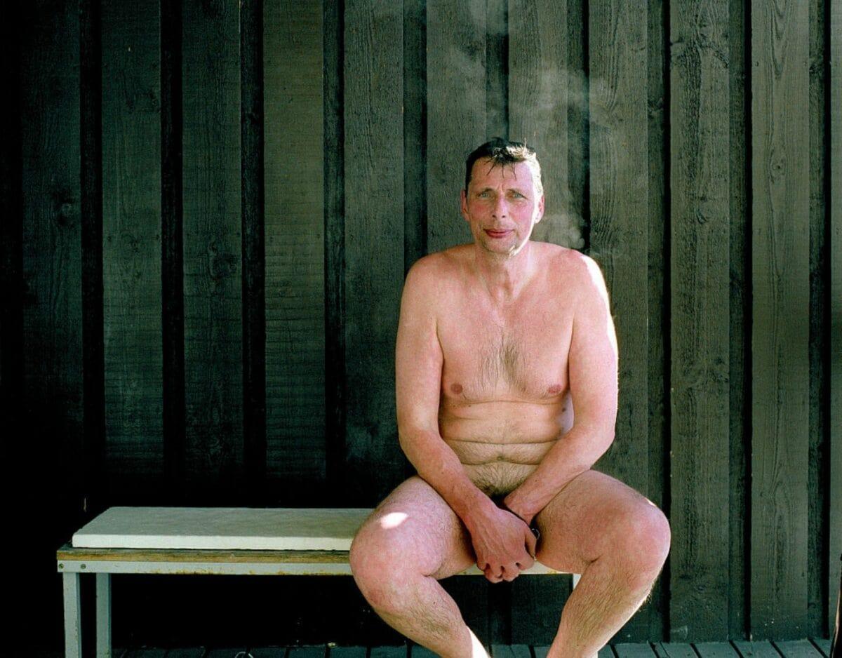 Mann Sauna