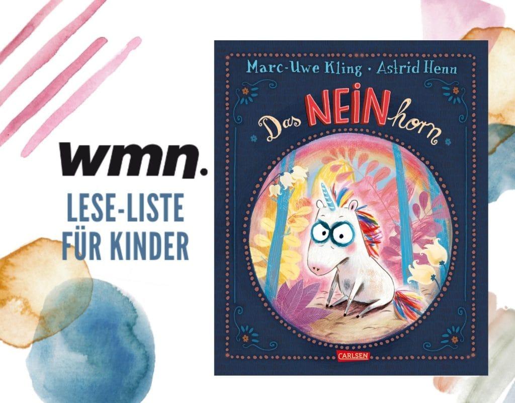 kinderbuch neinhorn cover