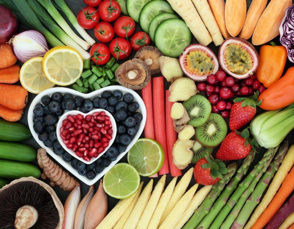PCO Syndrom gesunde Ernährung