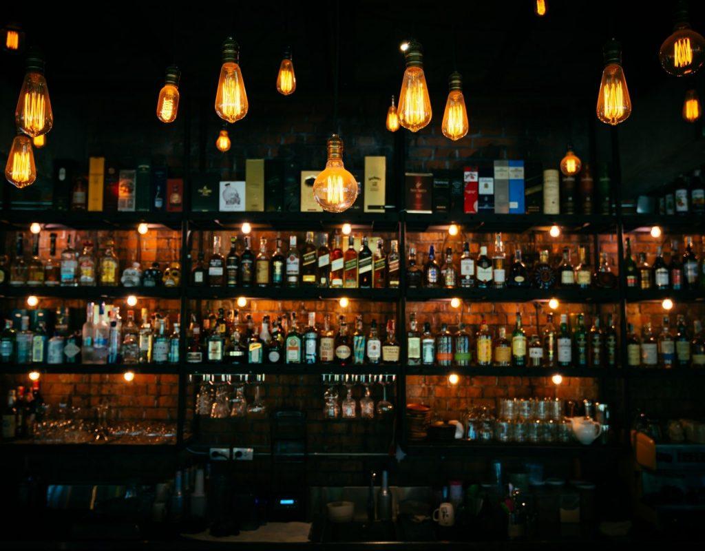 Wohin beim ersten Date Secret Bar