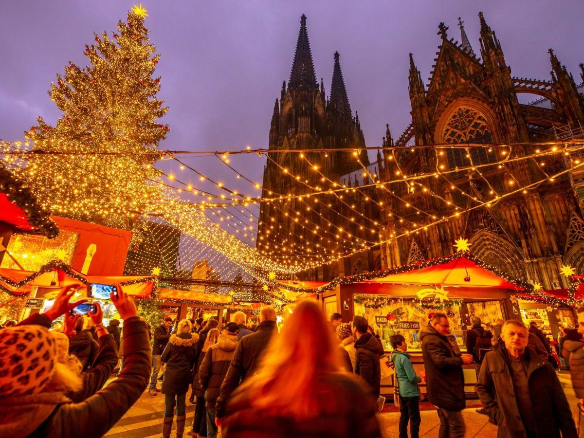 Kölner Weihnachtsmarkt 2021