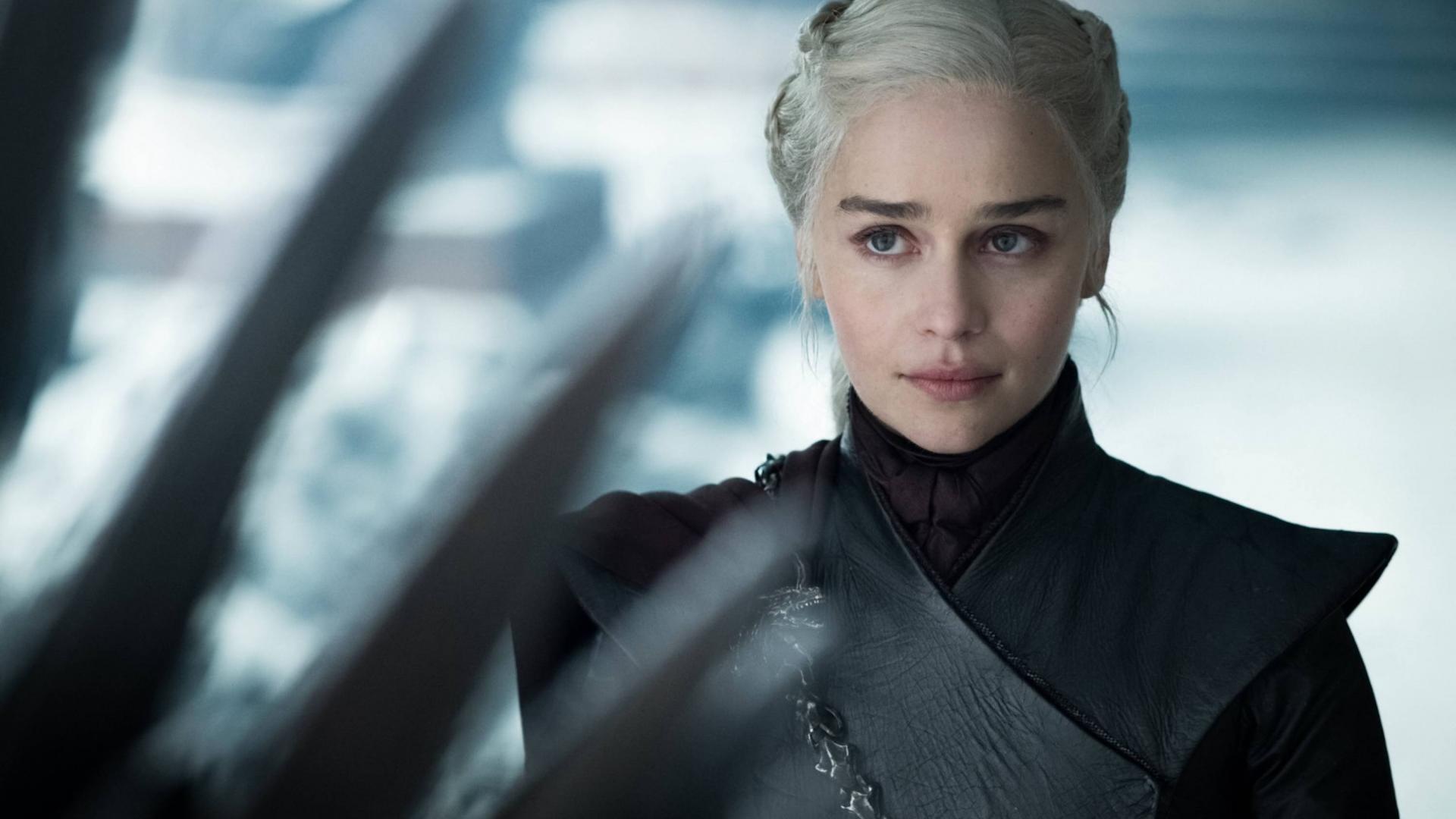 Emilia Clarke als Khaleesi