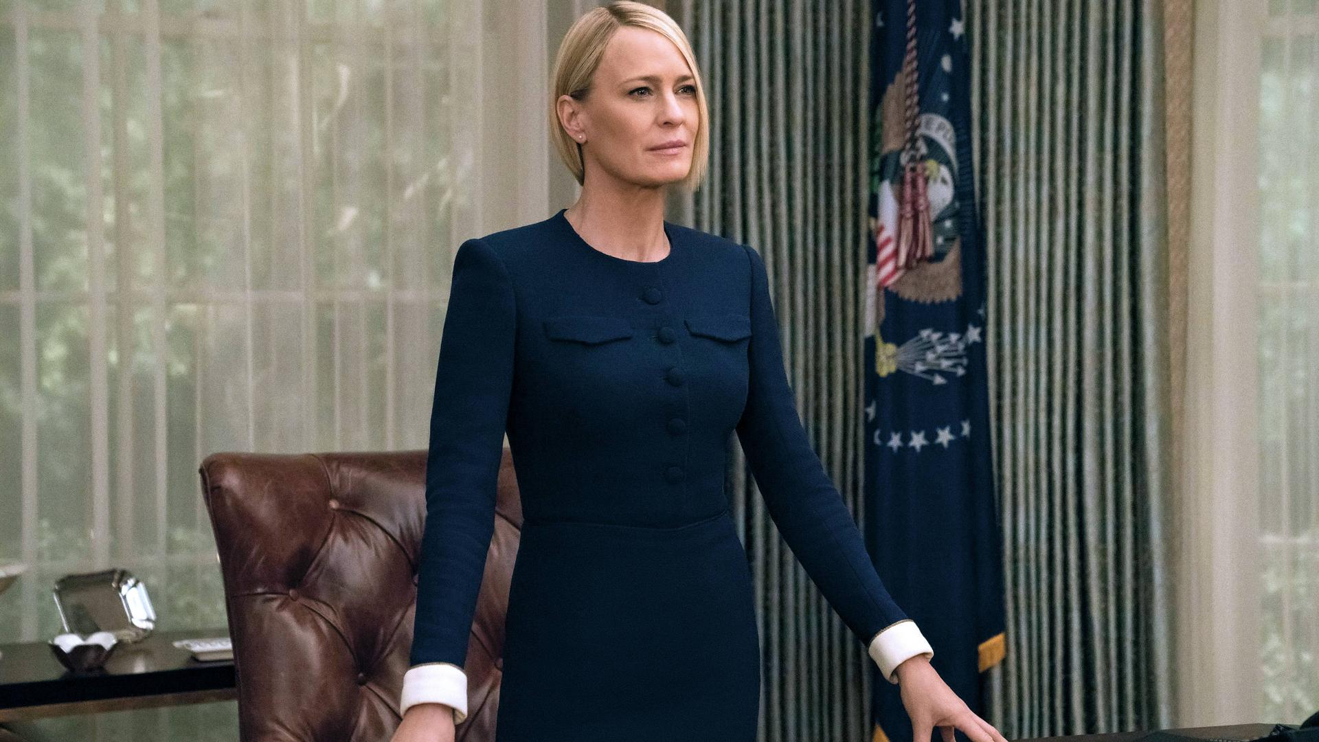 Robin Wright als Claire Underwood in House of Cards