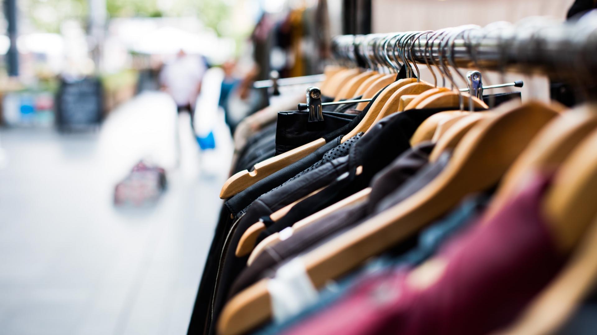Secondhand Kleidung kaufen