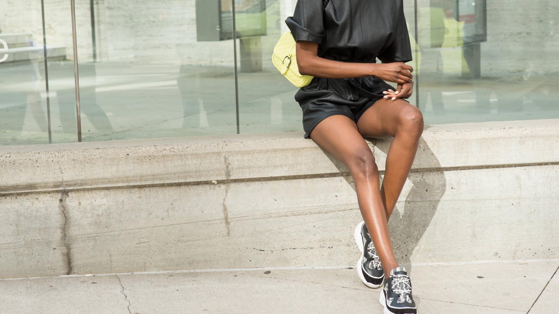 Ledershorts sind die neuen Lederhosen