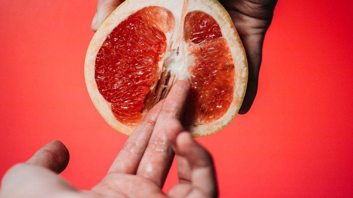 Masturbation Grapefruit