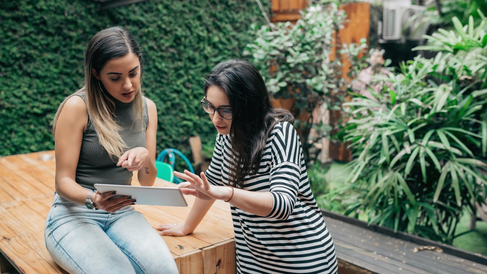 Startup-Gründerinnen
