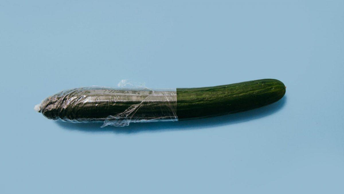 Kondom, Gurke, Sex