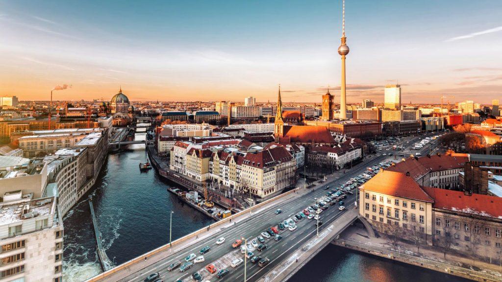 Berlin Skyline, Fernsehturm