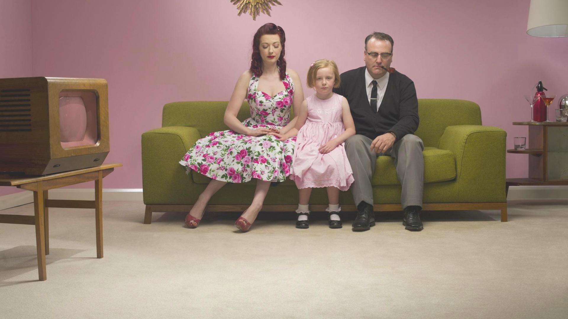 Eltern Kind Sofa