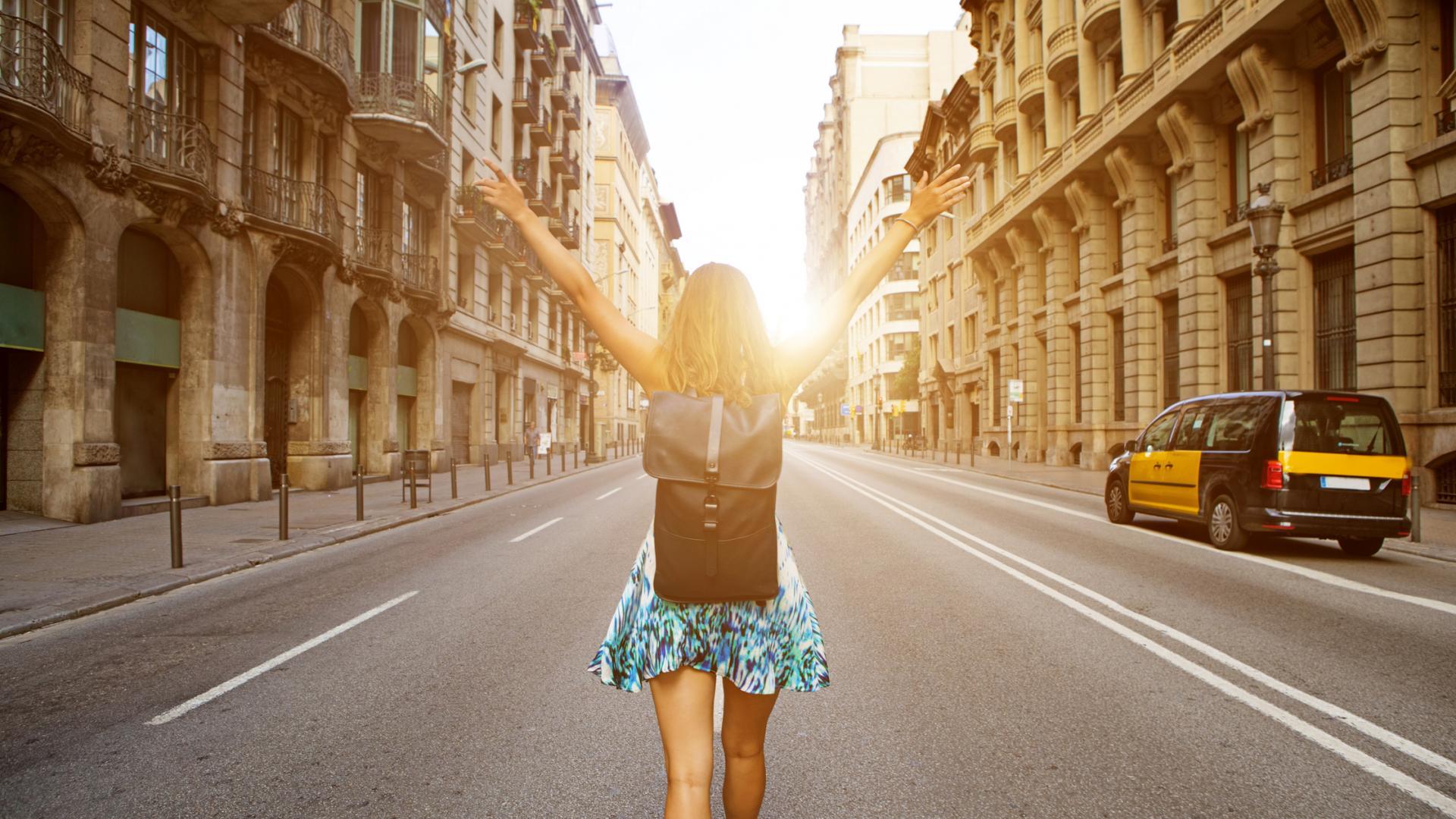 Erasmus Studium Travel Reisen Stadt