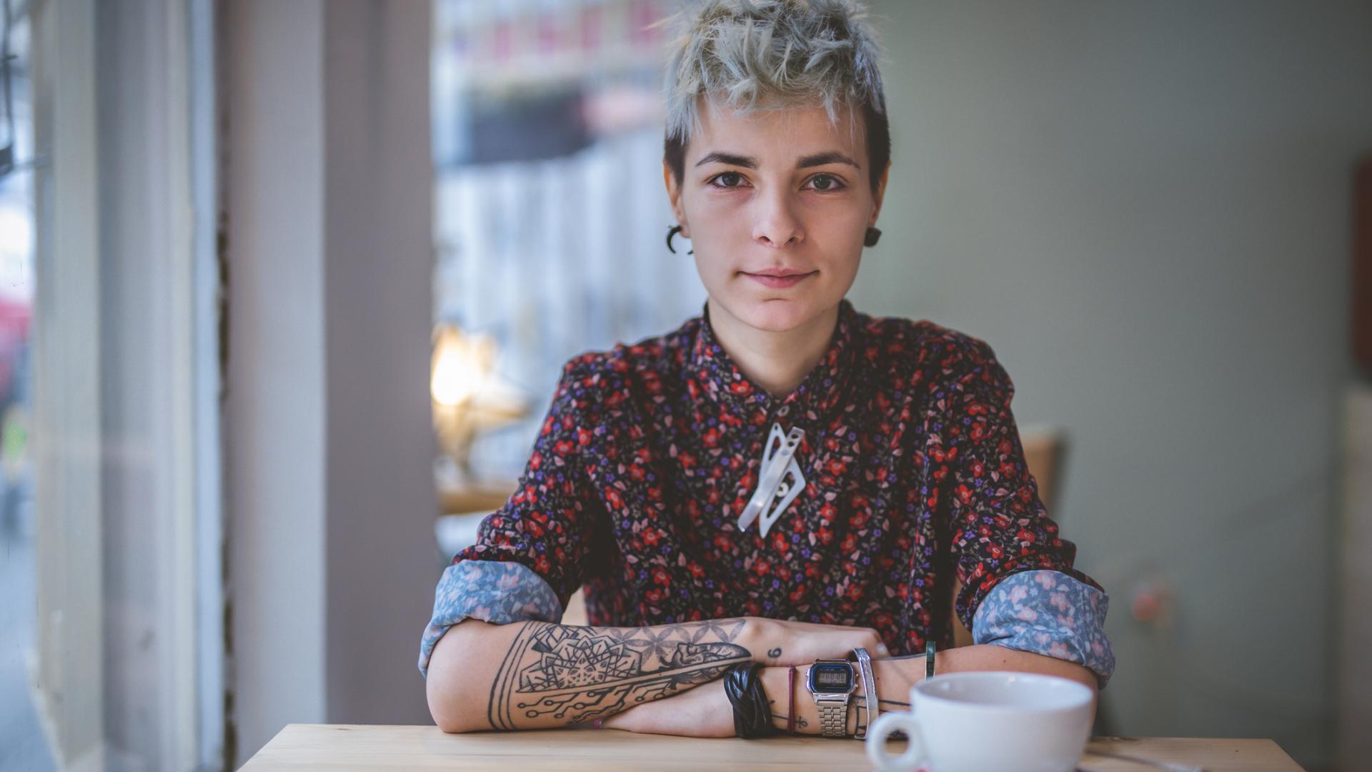 LGBT, Gender queer, Gendersprache