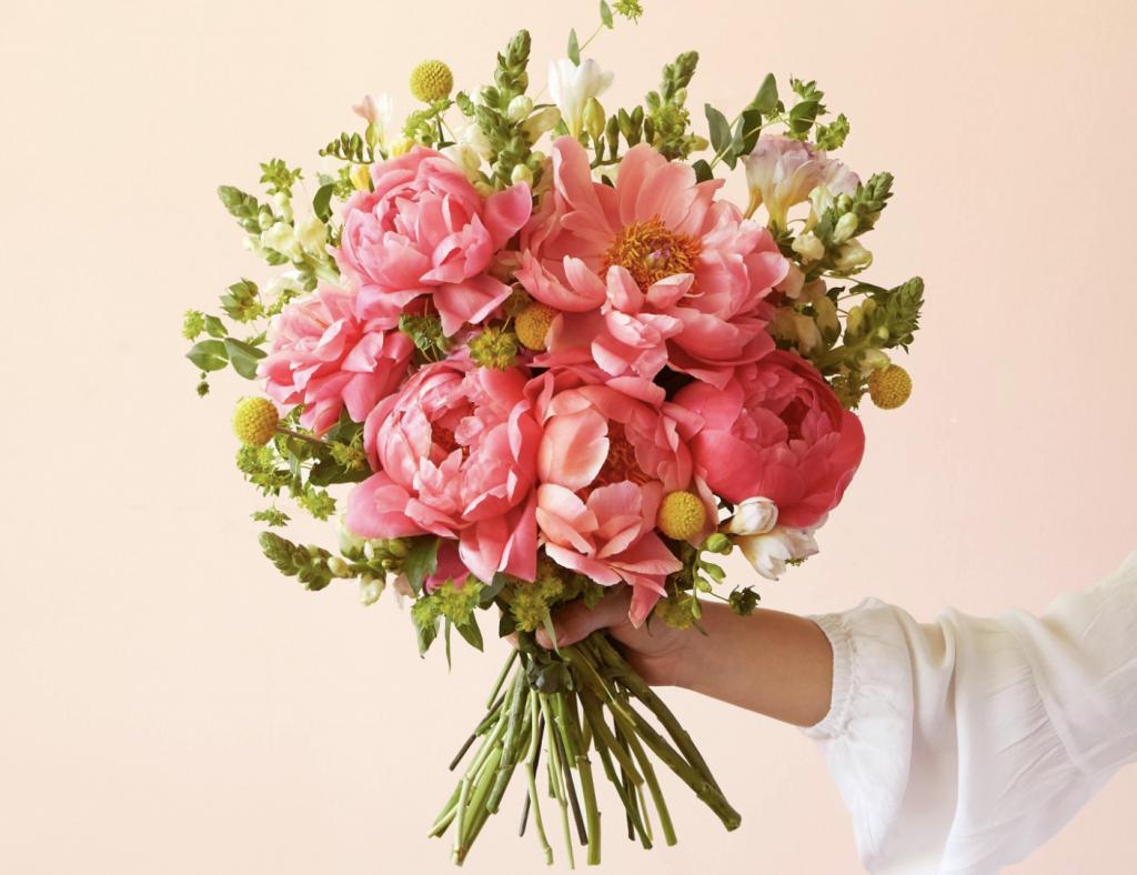 Bloom & Wild Blumenstrau Muttertag
