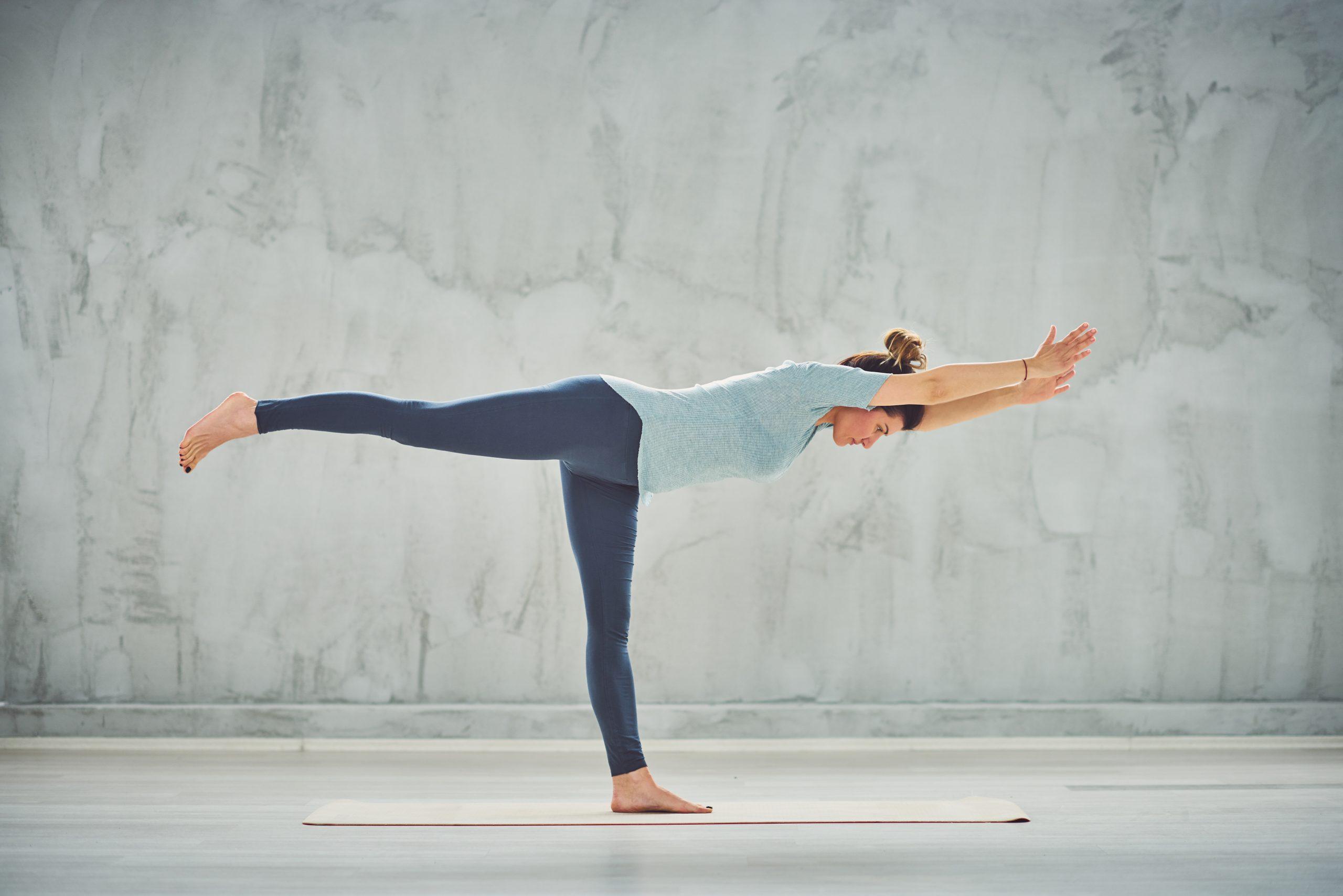 Pilates Übungen machen Oberschenkel schlanker