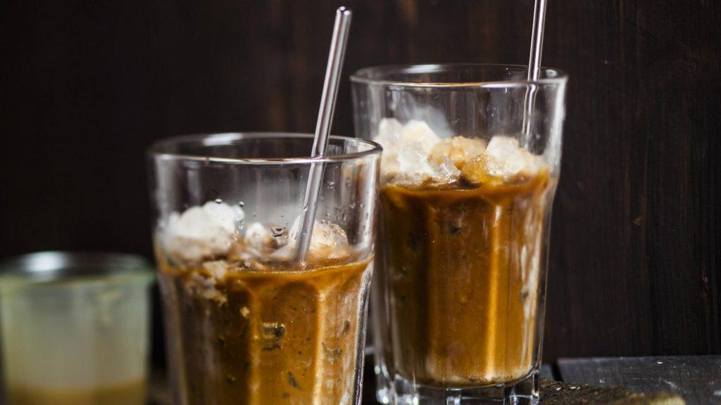 Vietnamesischer Eiskaffee
