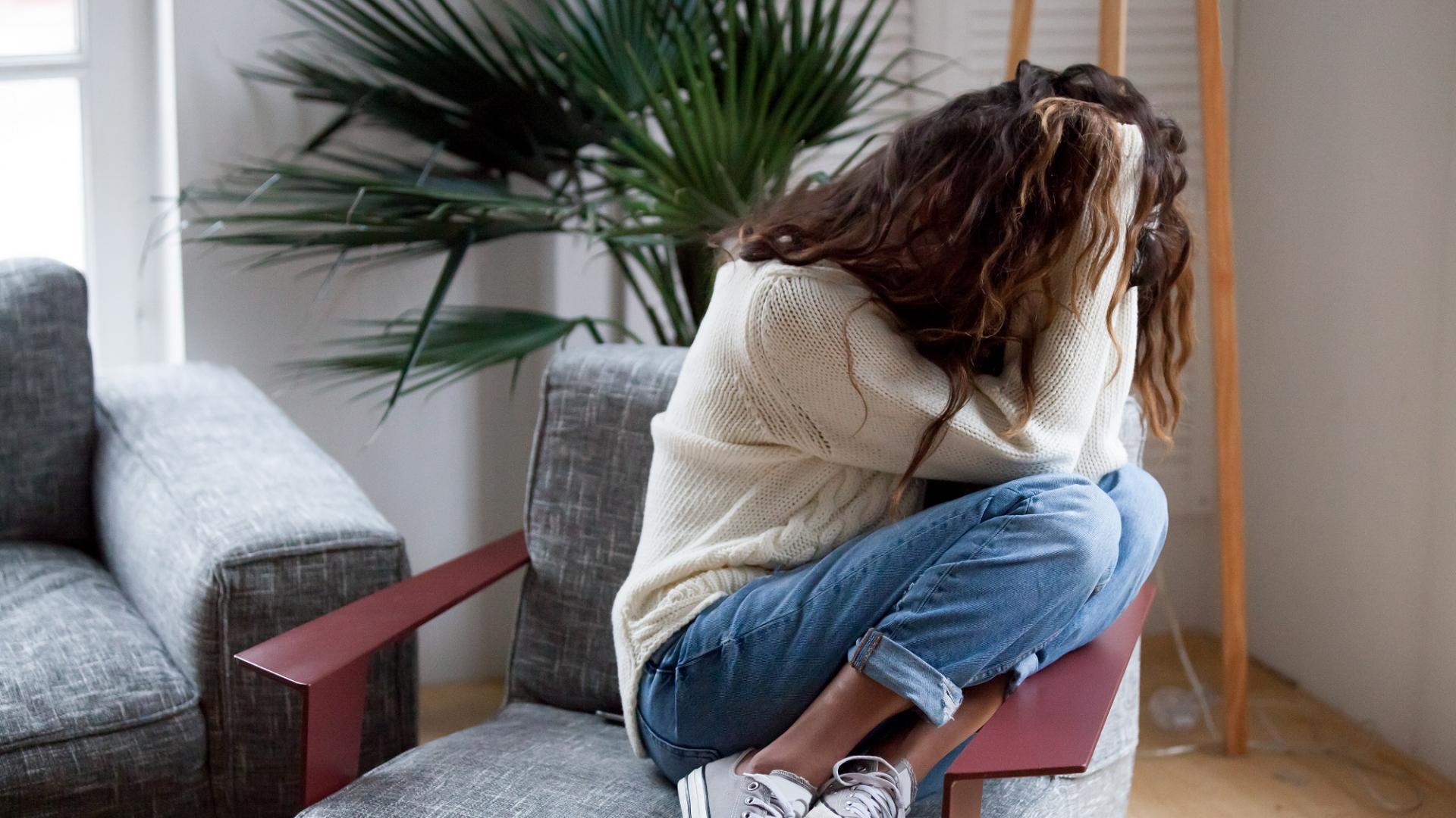 Kopfschmerzen Wäscheklammer