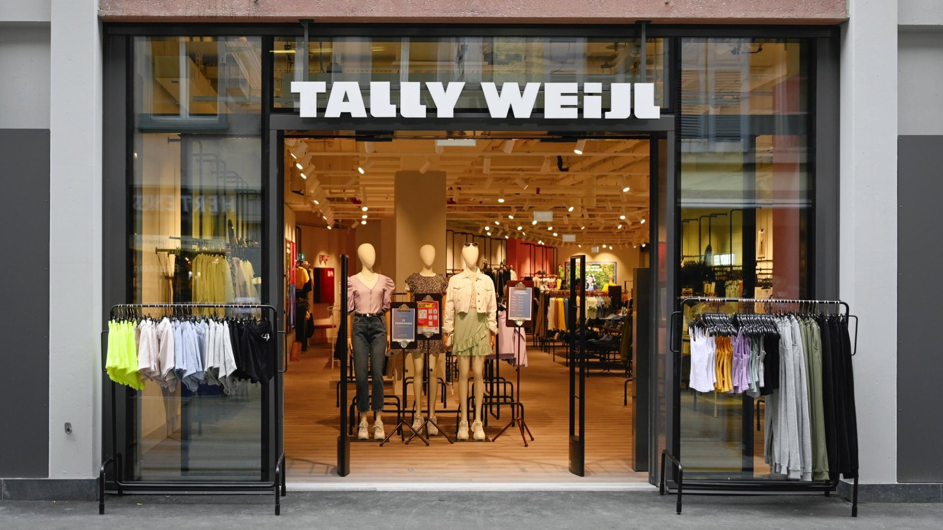 Tally Weijl Corona schließung modekonzern