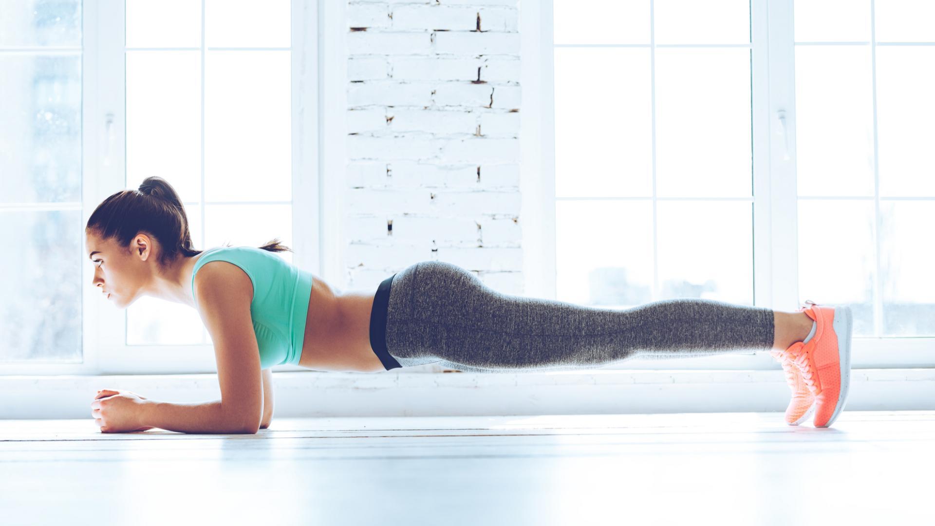 Frau Plank Sport