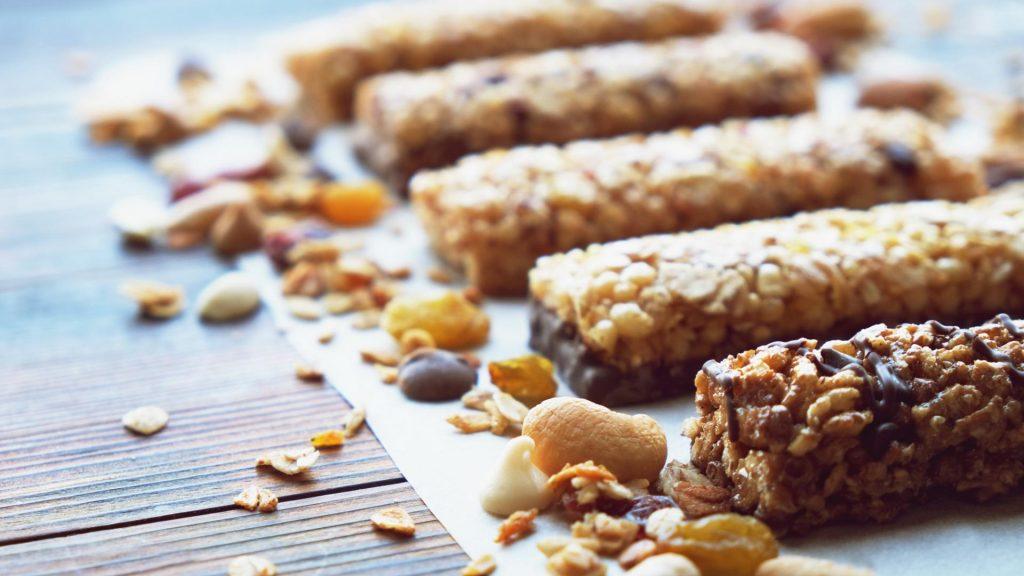 Riegel Haferflocken Alternativen zu Süßigkeiten