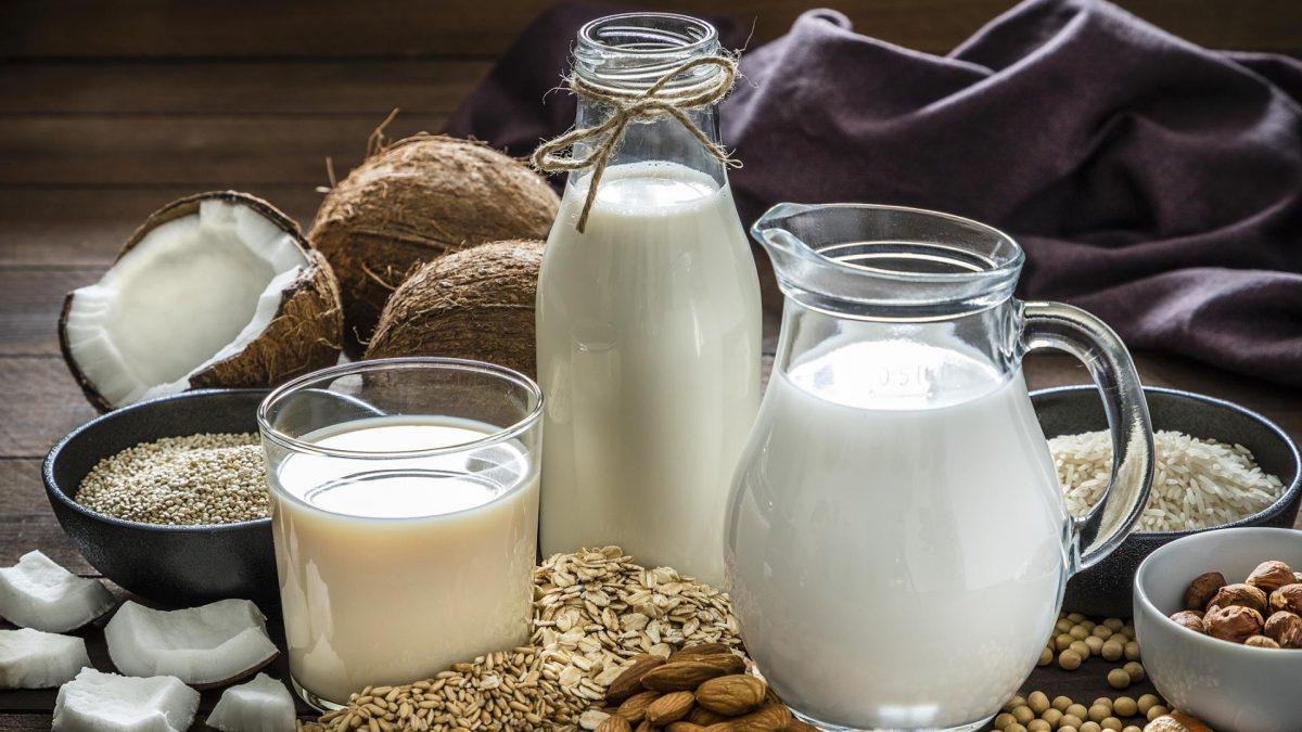 Milch Nüsse Kokosnuss