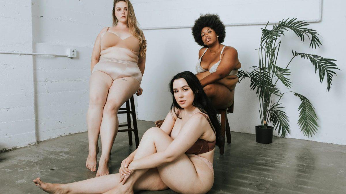 Frauen Übergewicht Selbstliebe