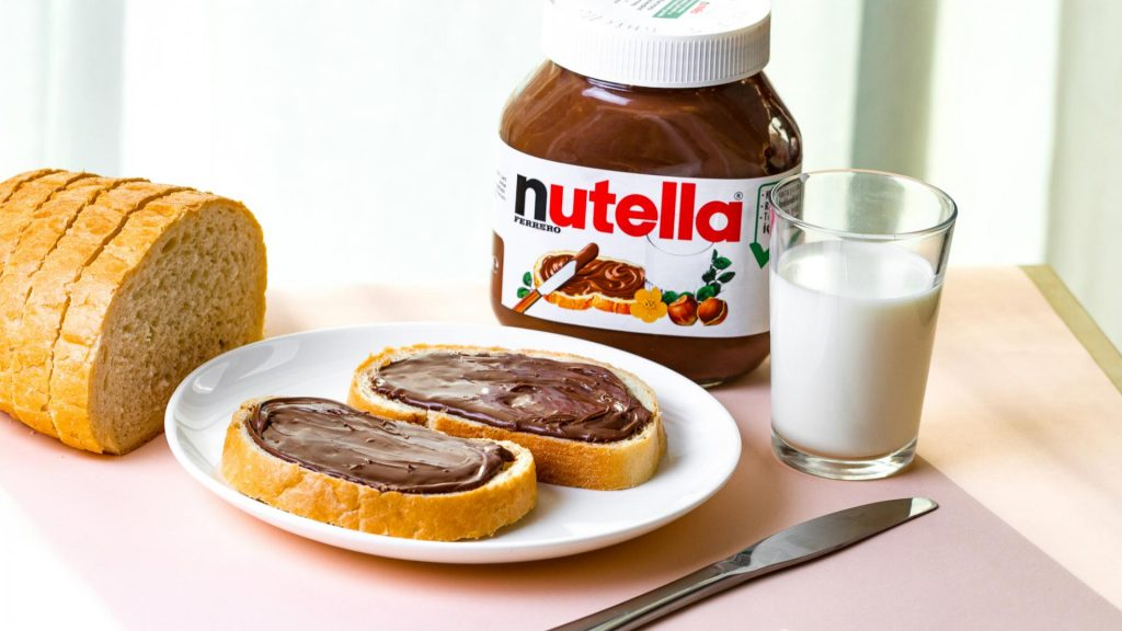 Nutella Alternative
