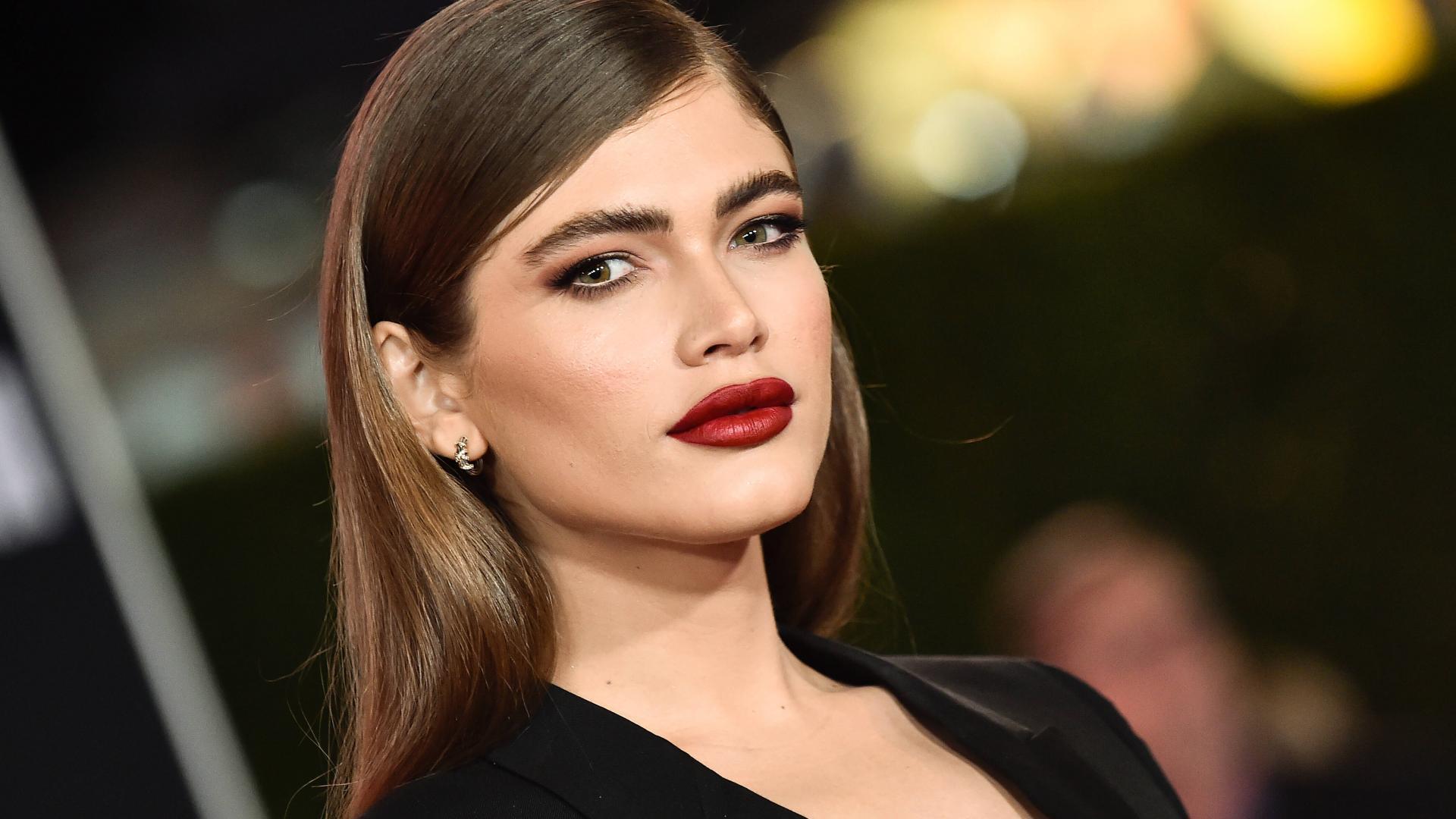 Das Transgender-Model hat bereits für Marken wie Victorias Secret gearbeitet