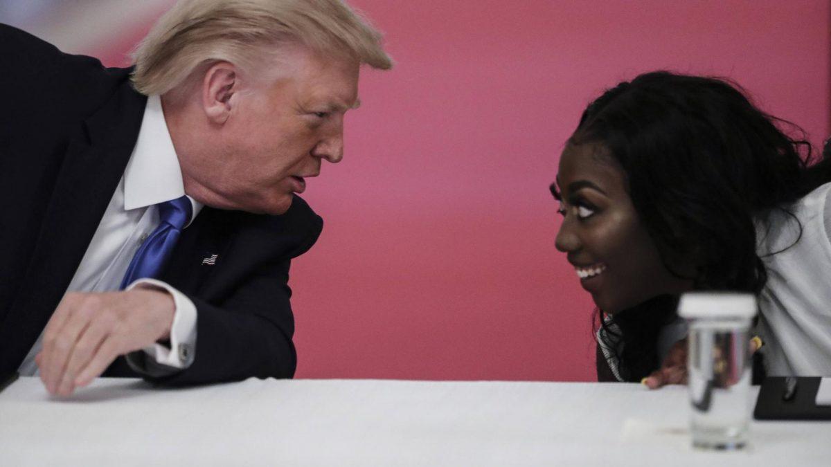 Donald Trump Rassismus
