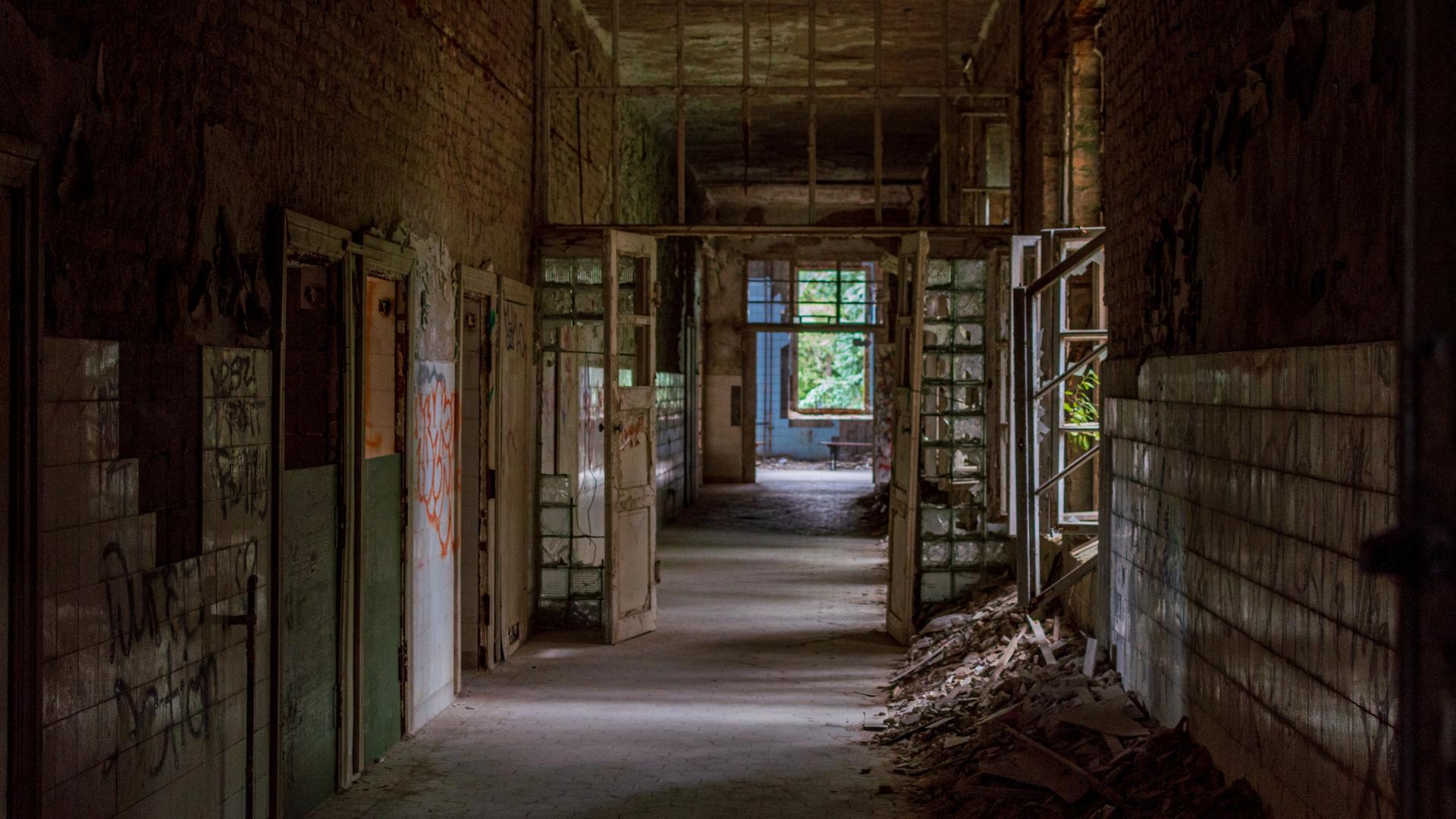 Beelitz Heilstätten Krankenhaus
