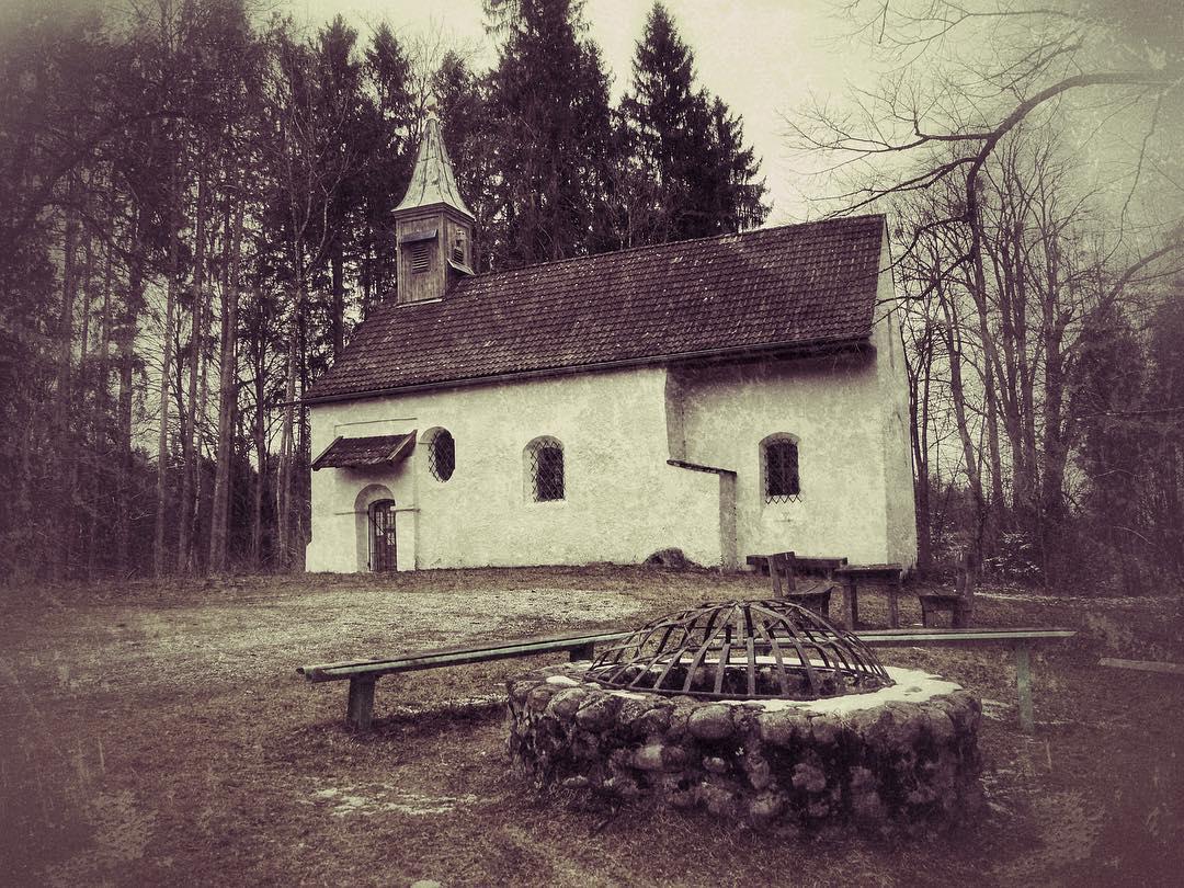 Pestkapelle brunnen