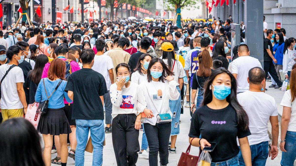 Corona-Immunität in Wuhan