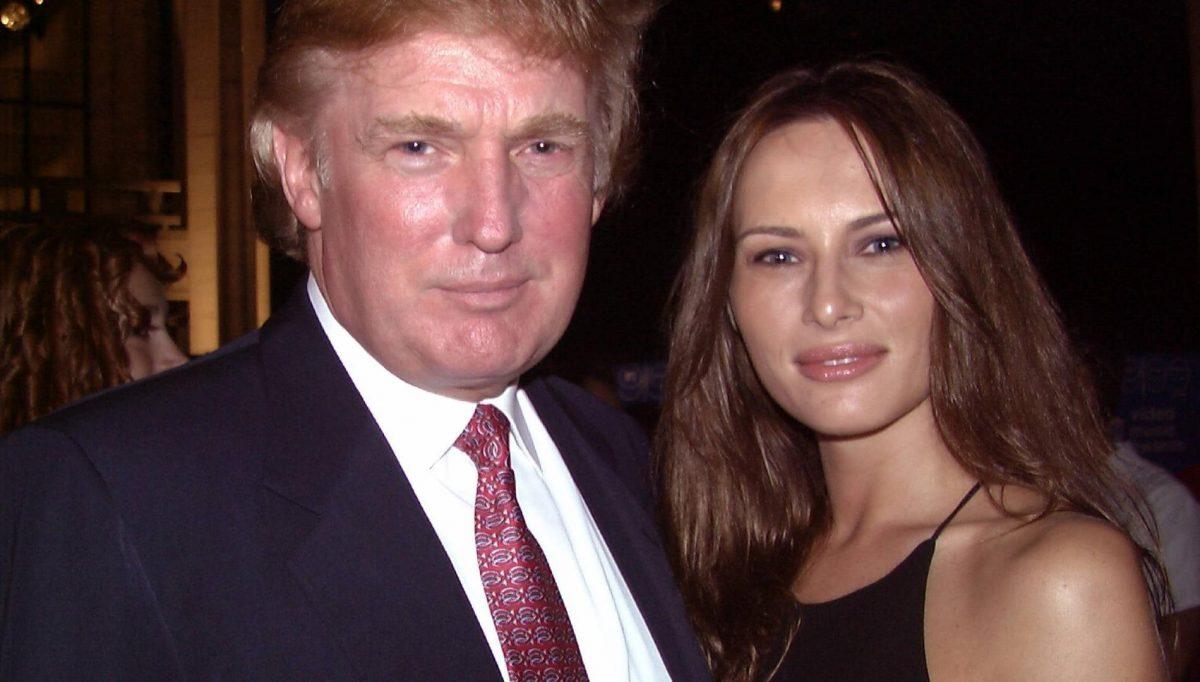 Melania & Donald Trump