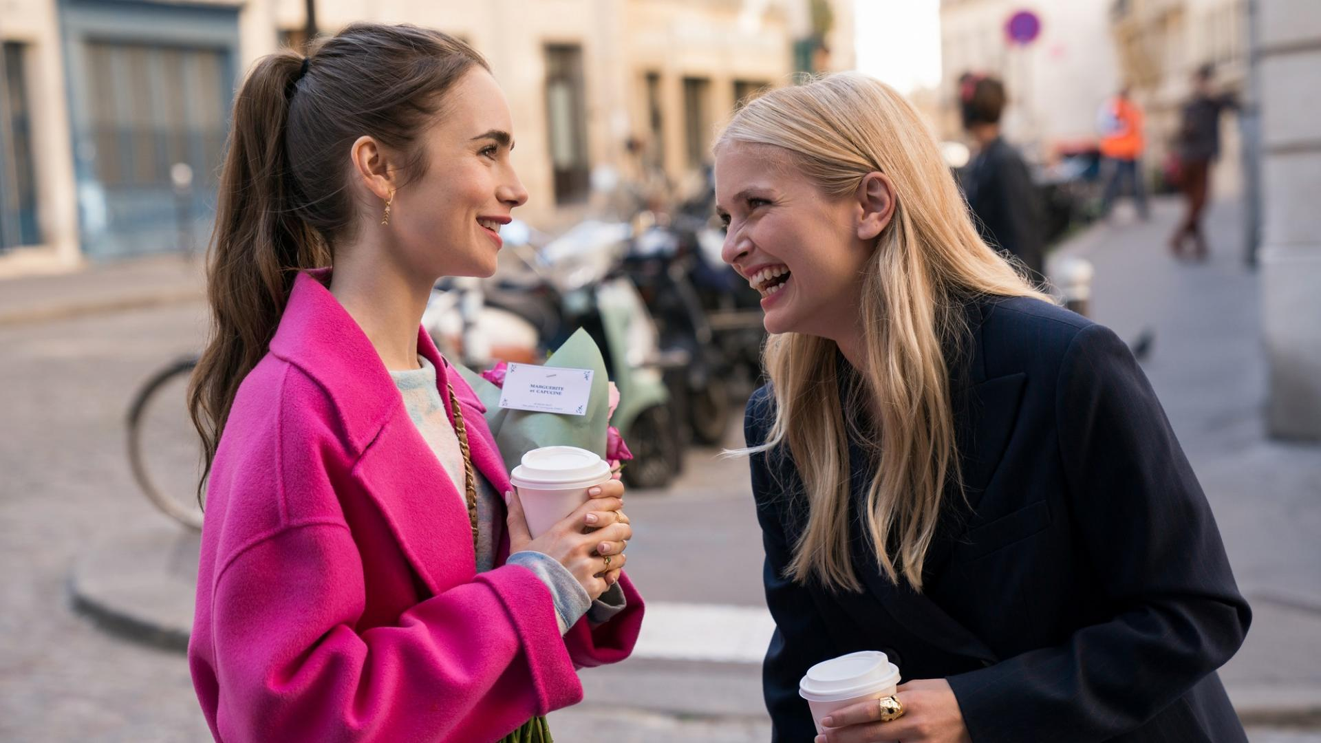 Fashion Inspiration, Modeserien, Emily in Paris