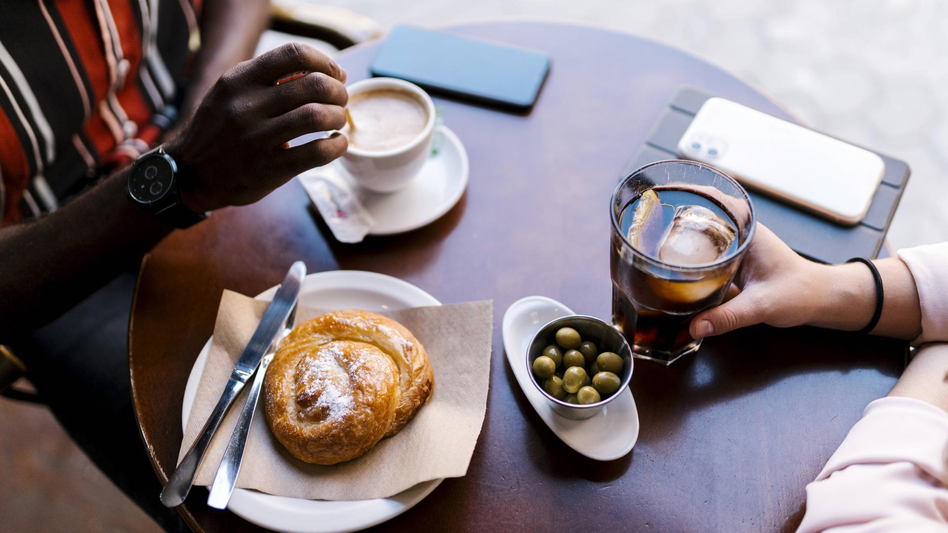 Paar Cafe