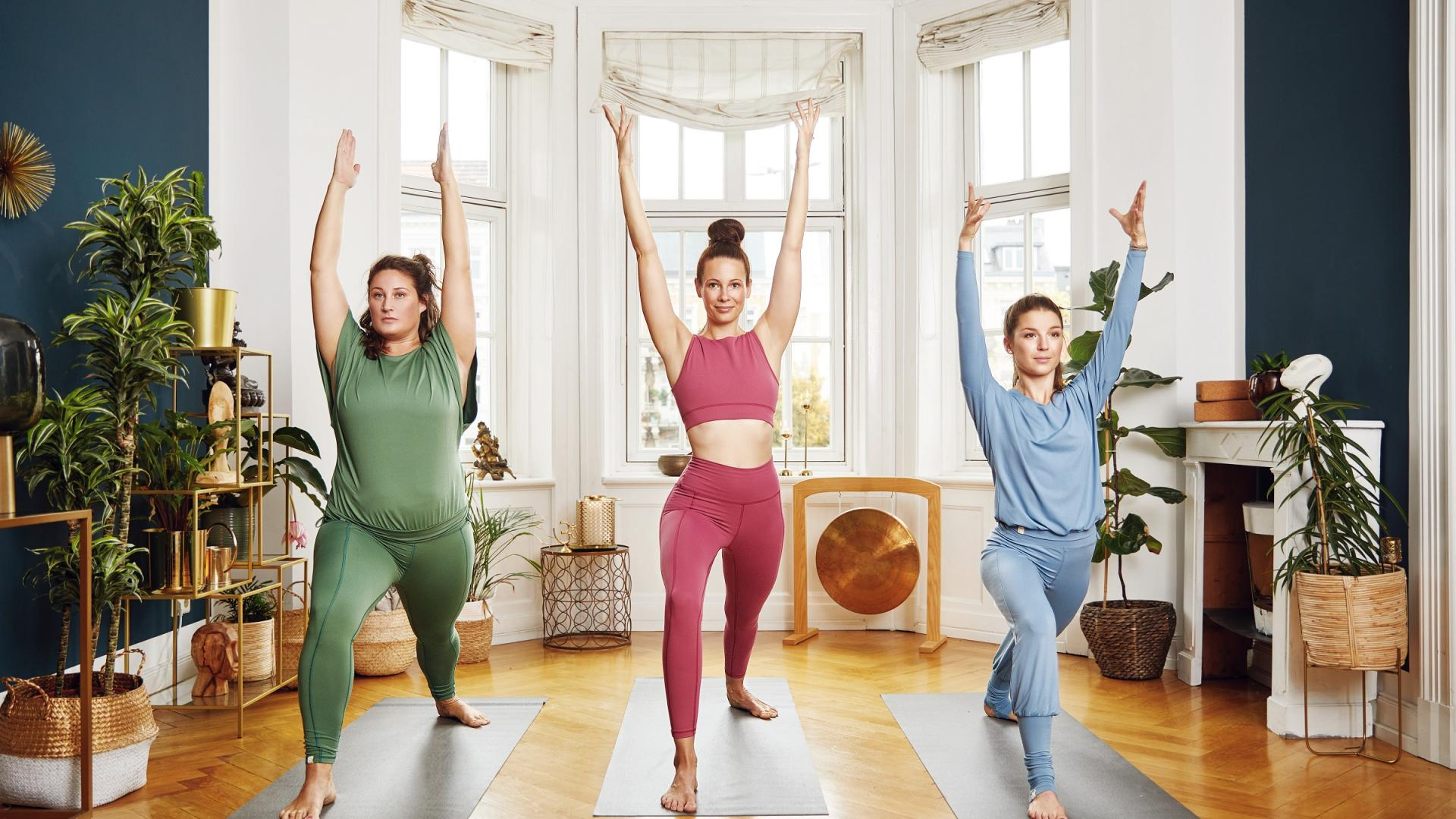 nachhaltige sportmode yoga chakrana