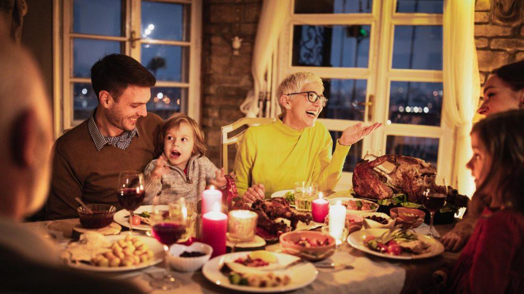 Partner kennenlernen, Weihnachten, Familie