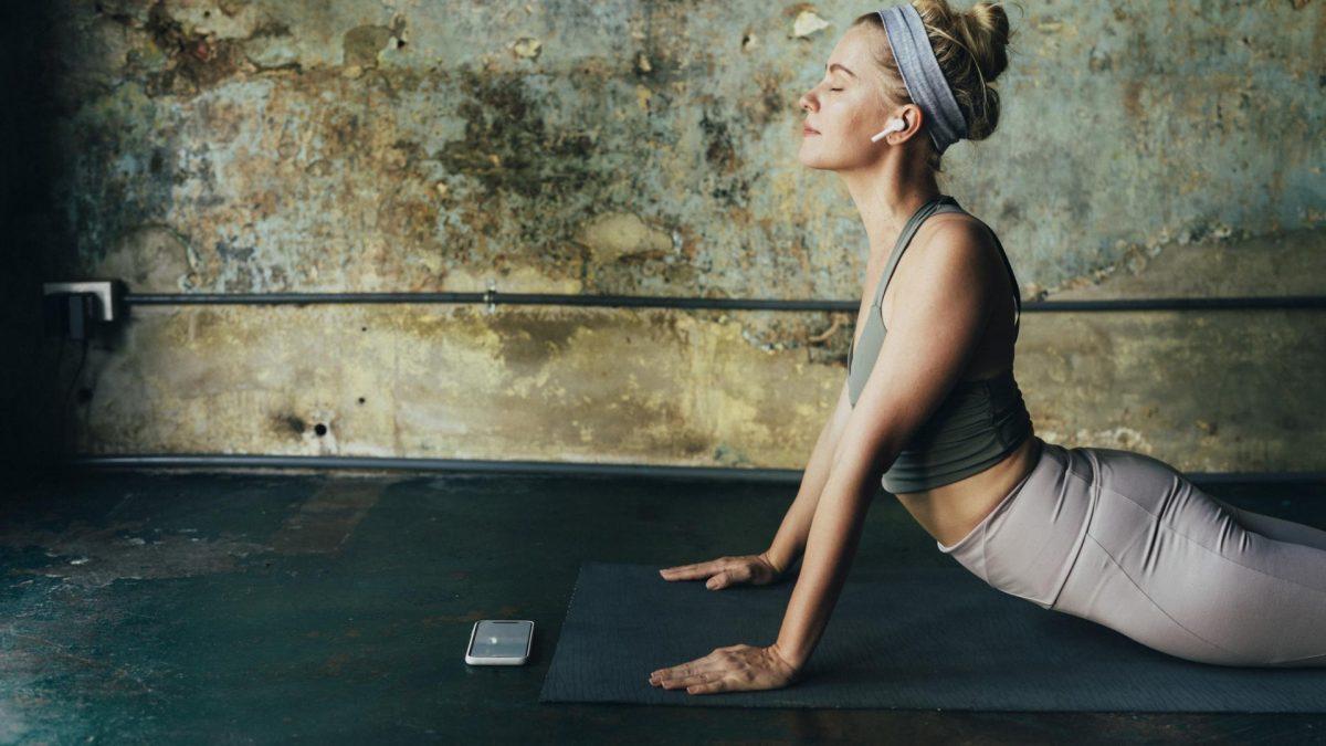 Sport Musik Workout Yoga