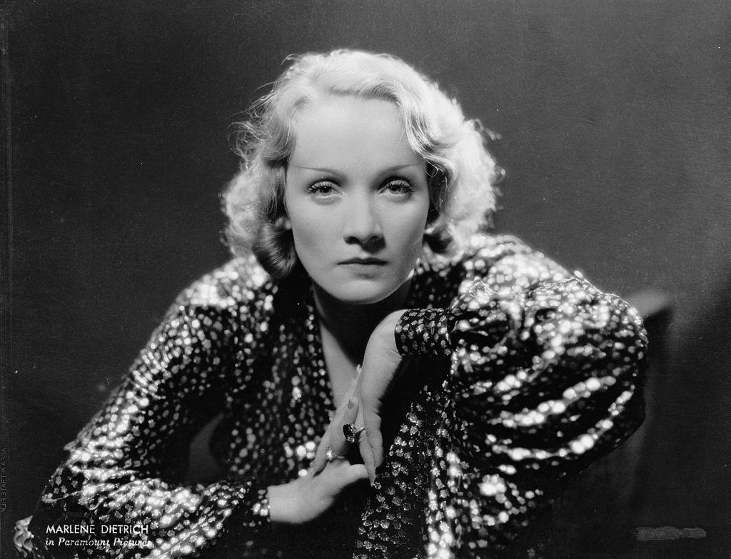 Stilikonen 20. Jahrhunder, Marlene Dietrich