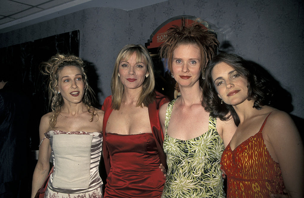 Sex and the CIty Reboot, Sex & the City Cast