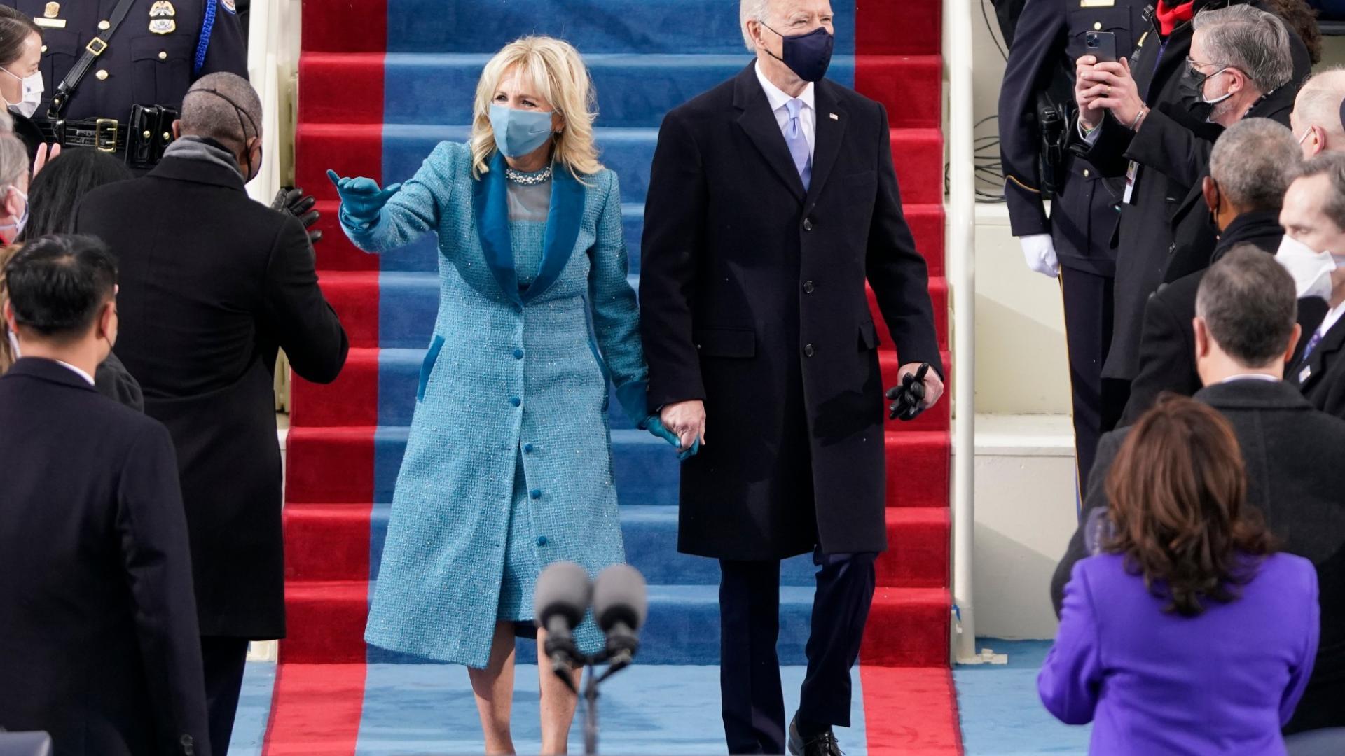 Jill & Joe Biden