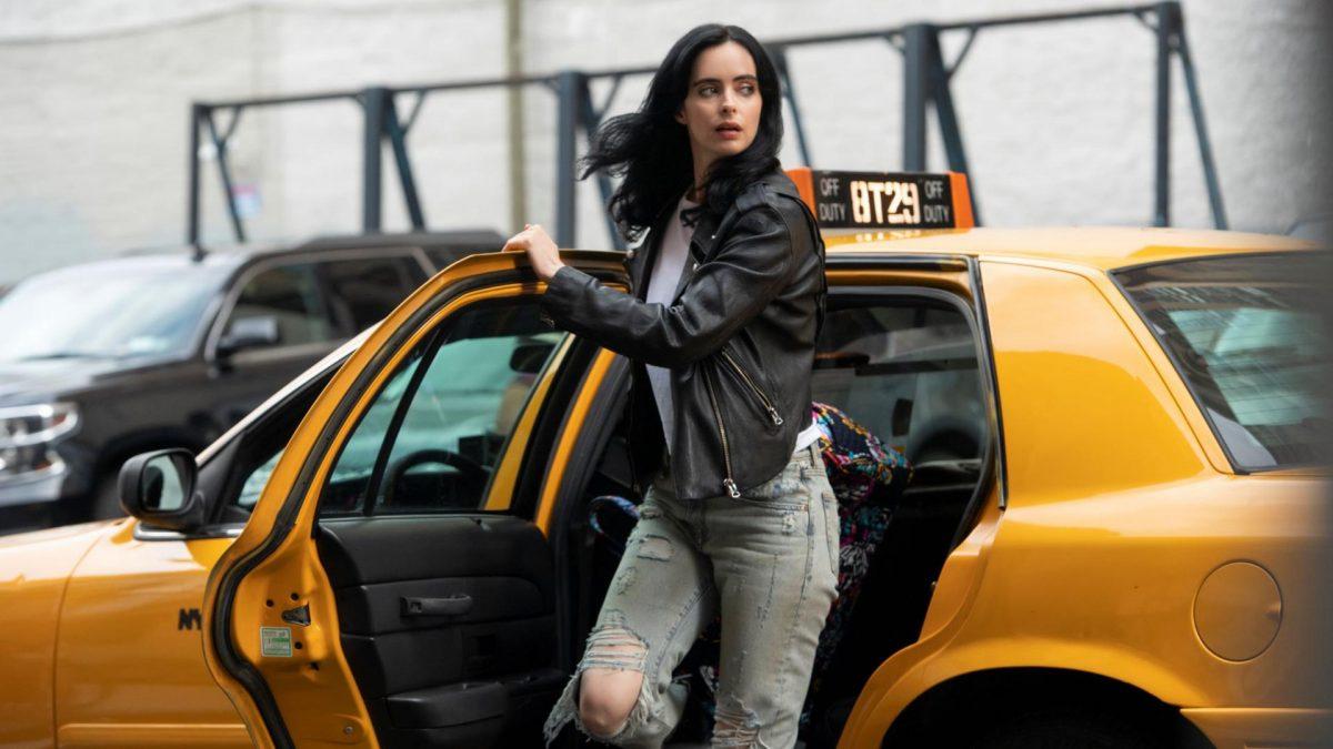 Action Serie Jessica Jones