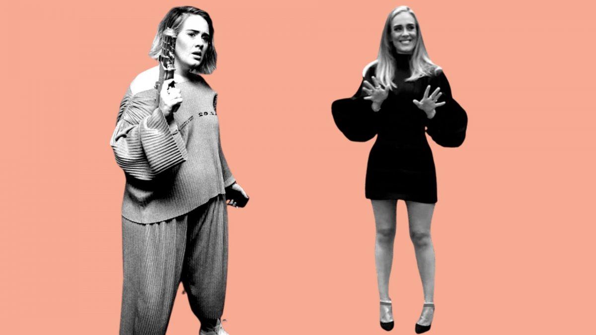 Adele hat abgenommen