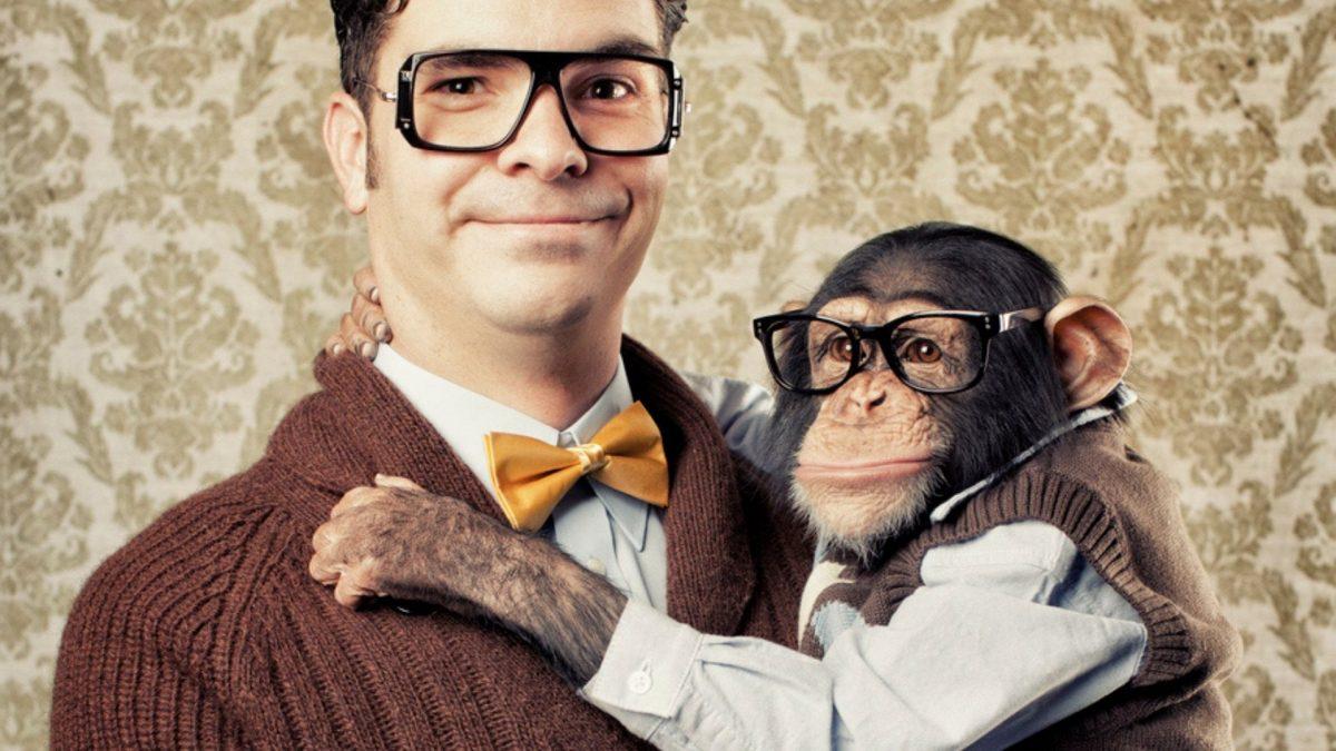 Affe Männer