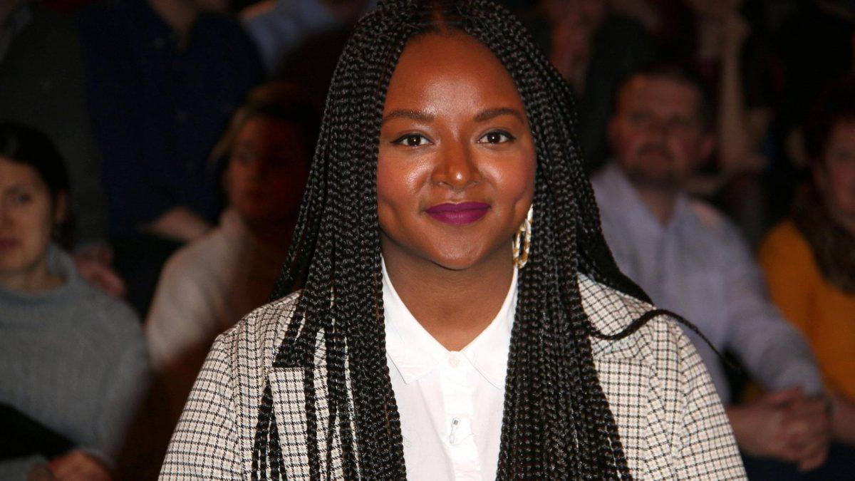 Aminata Touré setzt sich gegen Rassismus ein