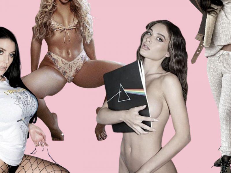 Angela White, Abella Danger, Lana Rhoades, Mia Khalifa