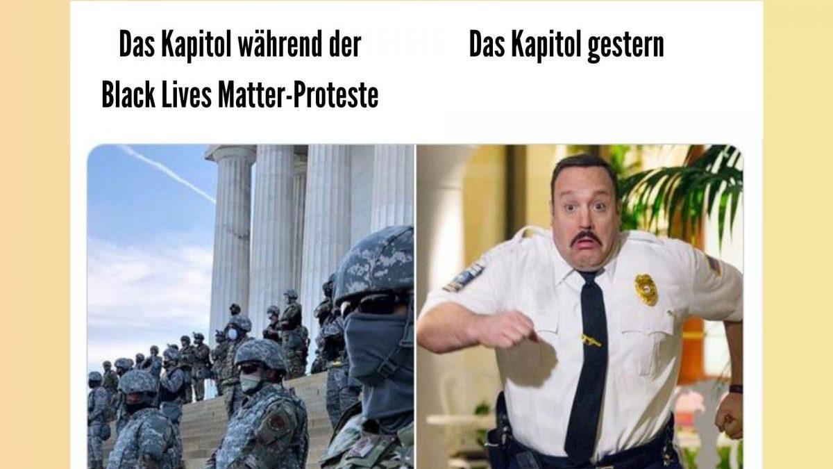 Angriff auf das Kapitol