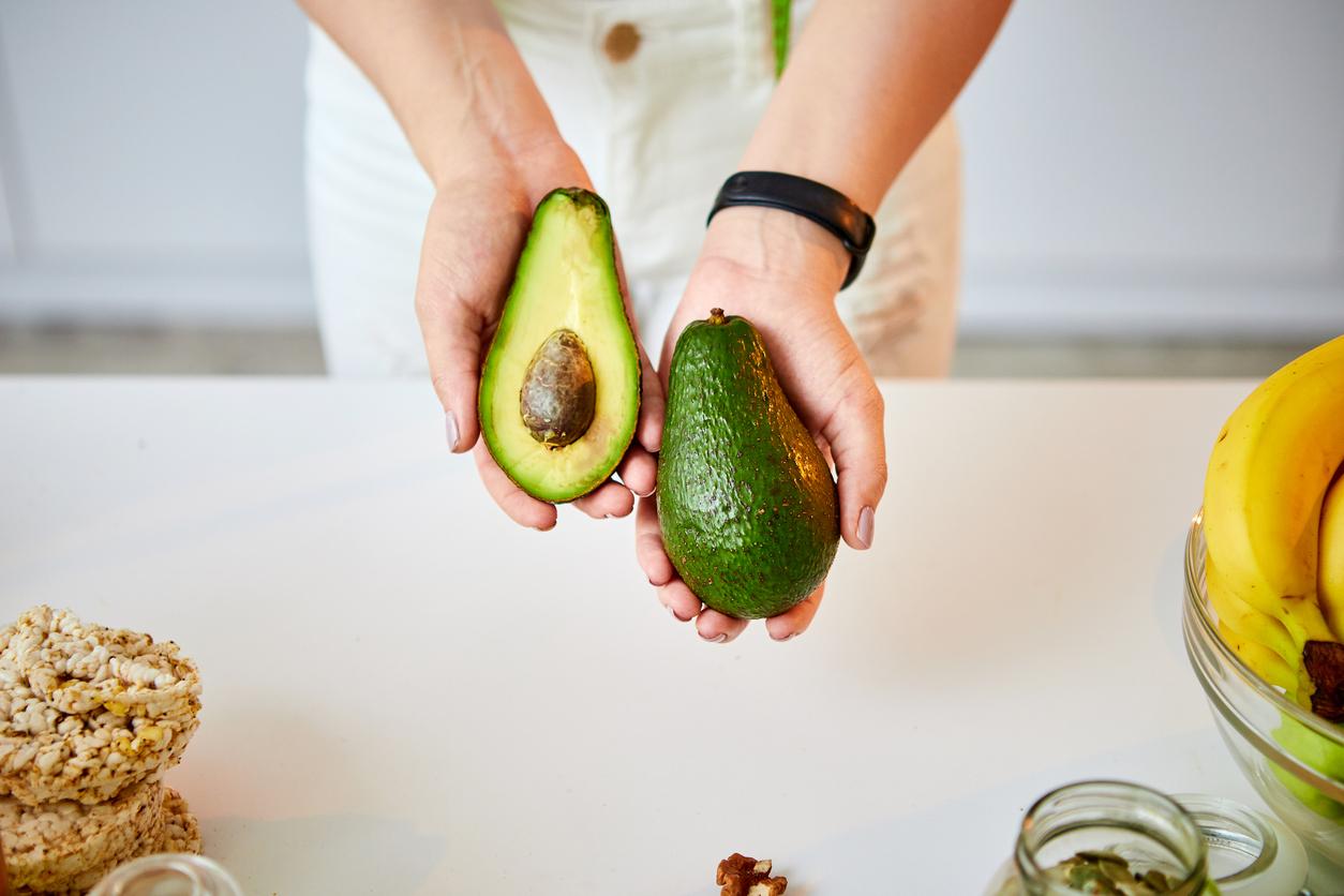 Avocado Wasser