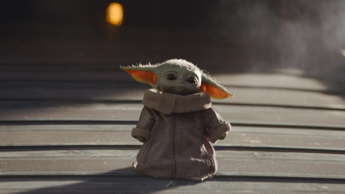 Baby Yoda, The Mandalorian (2019) Chapter 5, Photo Credit: Lucasfilm Ltd. / The Hollywood Archive Los Angeles CA PUBLICA